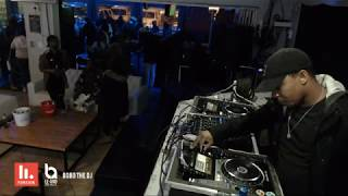 Bobo The DJ Live At The Untamed Nights | FunsionSA