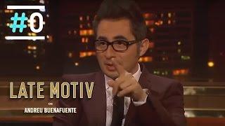 Late Motiv: Consultorio De Berto SIN FILTROS #LateMotiv55 | #0