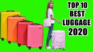 Best Luggage 2020  | Top 10 Luggage