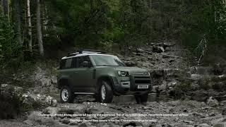 YouTube Video lWaKKXe4OdU for Product Land Rover Defender (L663) by Company Land Rover in Industry Cars