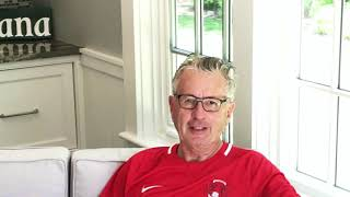 A Message From O's Chairman Nigel Travis