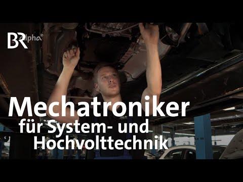 KFZ-Mechatroniker – System- und Hochvolttechnik | Ausbildung | Beruf | BR