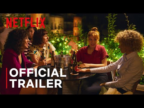 Valeria | Official Trailer | Netflix