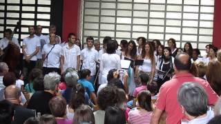 preview picture of video 'Gran estrena d'una Coral de Cardedeu al Tarambana (1de7)'