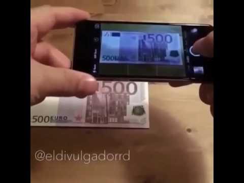 Der magische Geldrucker