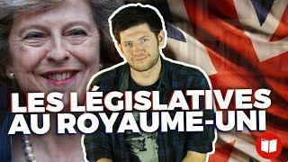 Vidéo : les législatives au Royaume-Uni