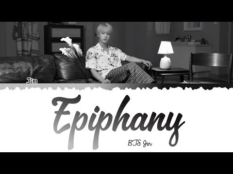 |VIE-ESP-SWE| BTS Jin - 'Intro: EPIPHANY' (에피파니) Lyrics|가사 (Han_Rom_Eng) from LOVE YOURSELF 結 Answer
