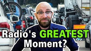 That Time a Joke Caused a 2 Mile Traffic Jam in England (and The First Joke in History)