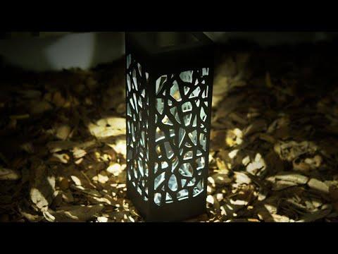 Lampa Solara LED cu Difuzie de Lumina
