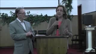 Testemunho de Elisabete da Silva Zarpelon na Igreja Batista Filadélfia de POA