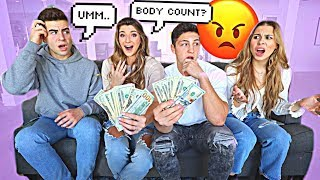 PAYING ADI & EMILY TO TELL US THEIR DEEPEST SECRETS!!