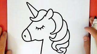 Come Disegnare Un Unicorno Kawaii 123vid