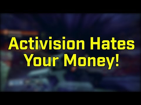 Activision Doesn't Want You To Buy Destiny 2!