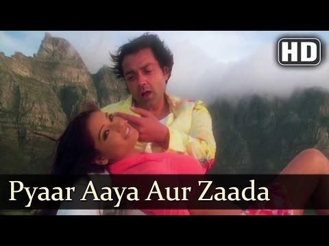 Pyaar Aaya Aur Zyada | Barsaat (2005) | Bobby Deol | Bipasha Basu | Filmigaane | Ghazal Song
