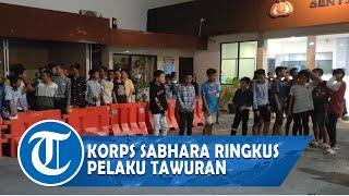 Gelar Operasi Jalanan, Polresta Manado Amankan 40 Orang