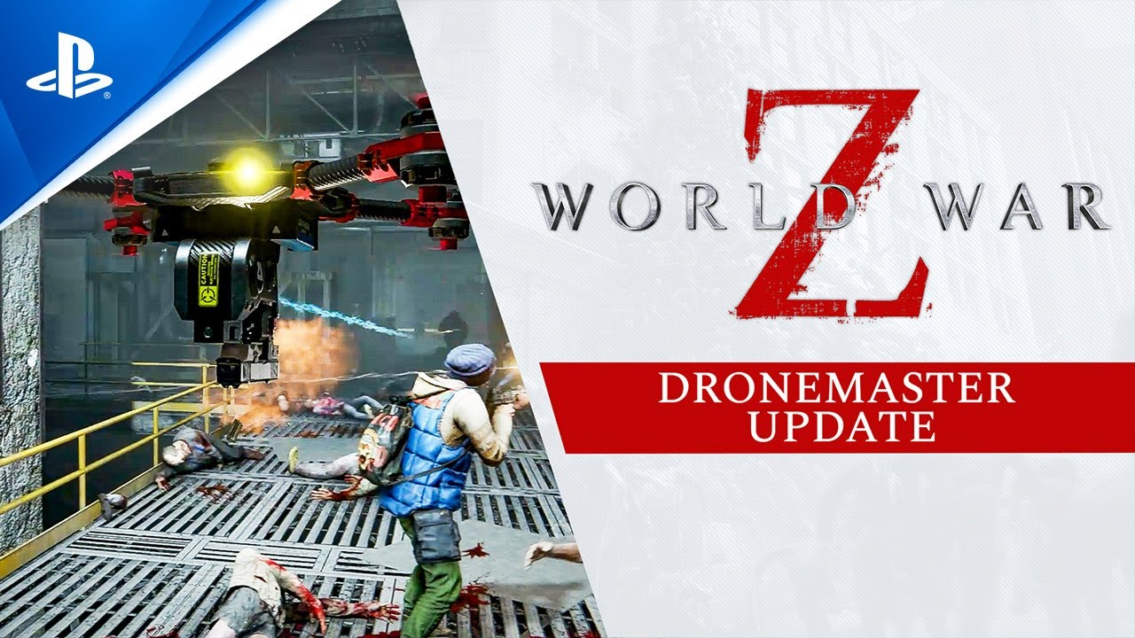 Today's World War Z update introduces the Dronemaster class