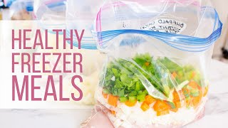 5 Instant Pot Freezer Meals   Cook From FROZEN In Your Instant Pot Or Slow Cooker