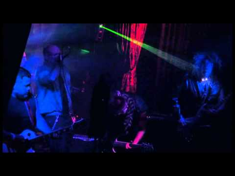 "Malfaktor- ""Sub-Human Machine"" (Live @ Bar Sinister on 9-15-12)"
