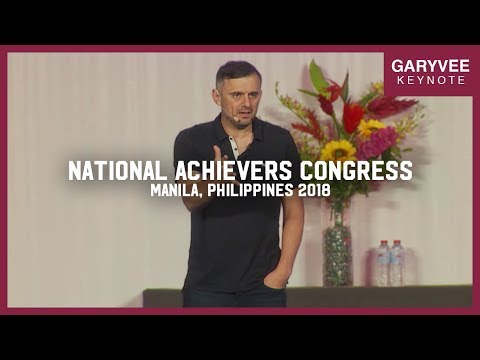 Practical Business and Marketing Advice for Dominating 2019   Keynote at NAC   Philippines, 2018