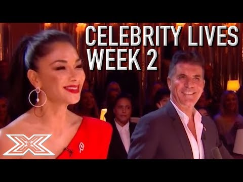 MEGAN MCKENNA And CELEBS Bring It For The X Factor: Celebrity Live Shows Week 2| X Factor Global