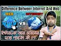 Difference Between Internet And WWW || Internet Vs World Wide Web