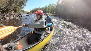 Missinaibi:  Canoeing From Missinaibi Lake To Mattice