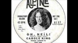 Carole King - Oh Neil   (1959)