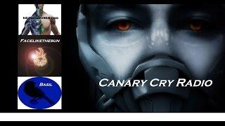 Canary CRY Radio-FaceLikeThe Sun/Basil/Nicholson1968