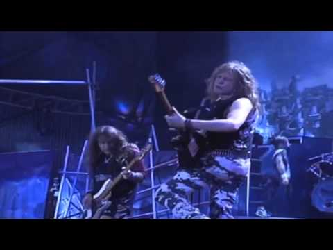 Iron Maiden - Run to the Hills Rock In Rio 2001 (Legendado)