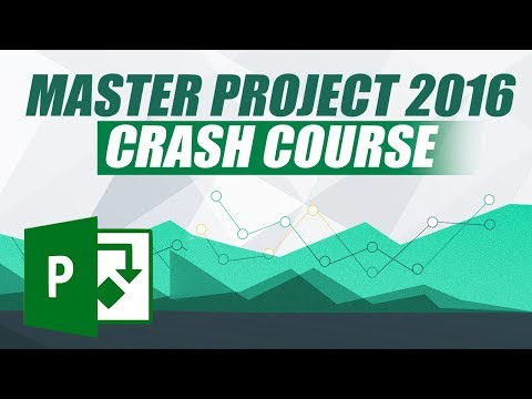 Microsoft Project Tutorial: The Ultimate MS Project 2016 Tutorial for ...