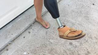 Amputee Tips: How To Wear Flip Flops As An Amputee