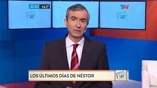 Nelson Castro Sobre La Muerte De Néstor Kirchner En El Juego Limpio  27/10/16