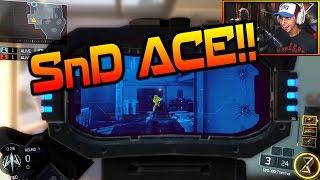 INSANE 1ST ROUND!! BO3 SnD SNIPING ACE!!