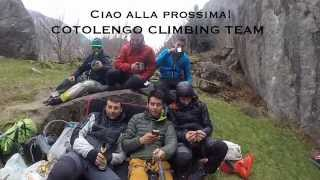 preview picture of video 'Val Masino - Sasso Remenno GoPro'
