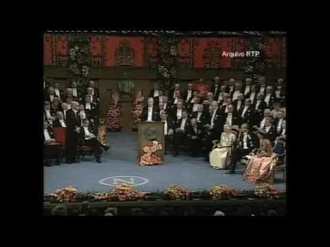 José Saramago, Prémio Nobel da Literatura 1998 - 1.ª parte