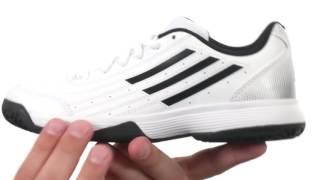 Παιδικά παπούτσια τένις Adidas Sonic Attack Junior video