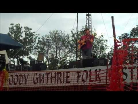 Paddy Mills  @ The Woody Guthrie Folk Festival