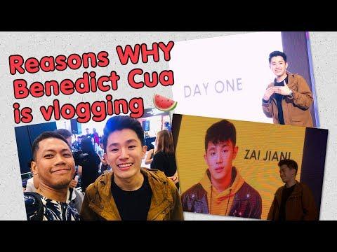 Benedict Cua's tip for aspiring Youtuber || 28thVlog