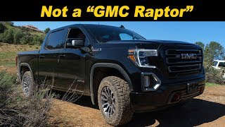 2019 / 2020 Sierra AT4 | Deal Or No Deal? Off Road Edition.