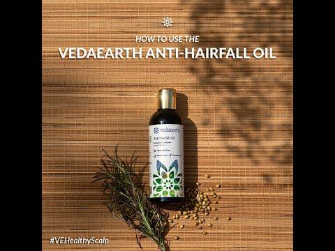 Anti-Hairfall Oil | with Rosemary & Coriander