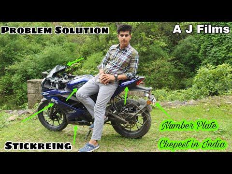 Download Best Modified Yamaha R15 V3 Moto Tech Video 3GP Mp4 FLV HD