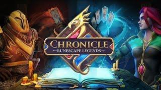 Kibler tries Chronicle: Runescape Legends