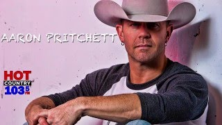 Aaron Pritchett - Hold My Beer In The Hot Country Hangout