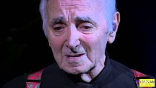 Charles Aznavour ''Hier Encore""