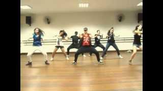 Jennifer Lopez - Dance Again Choreography - Eduardo Amorim