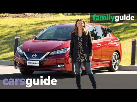 Nissan Leaf 2020 review: family test