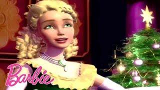 Świąteczne Piosenki ????Wesołych Świąt! ????Barbie w Wigilijnej Opowieści ????Kompilacja filmów Barbie