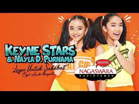 Keyne Stars dan Nayla D Purnama Rilis Single Lagu Untuk Sahabat