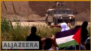 Israeli army kills 17 Palestinians in Gaza protests