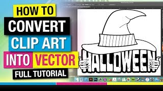 How to Convert Clip Art into Vector Art and Screen Print at Home